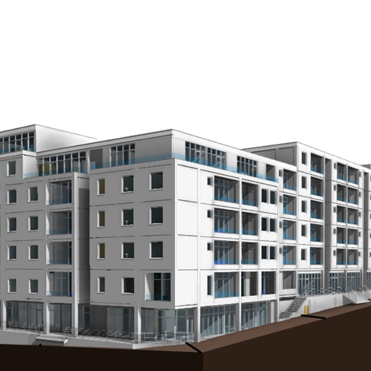 "Residence complex-""Denkova Basta"""